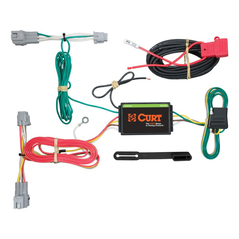 curt trailer connector kit 56243 for 2014 subaru xv crosstrek rh ebay com