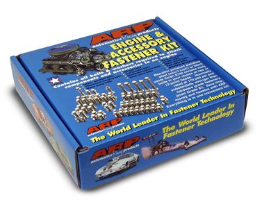 ARP 5359701 Black Oxide Steel 12-Point Engine /& Fastener Kit