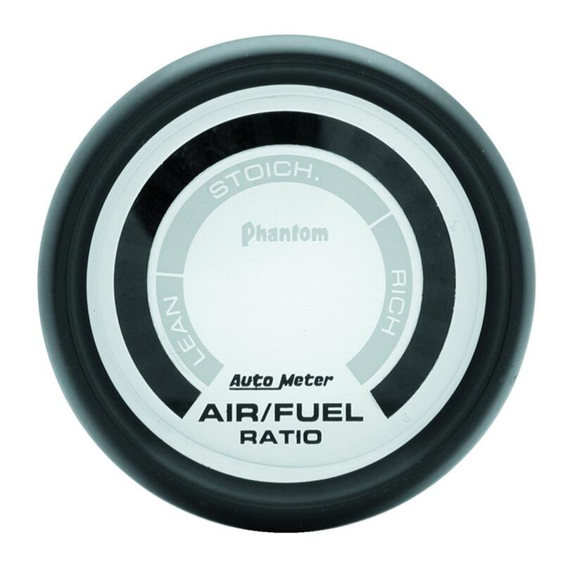 Auto Meter Air/Fuel Ratio Gauge 5775; Phantom | eBay