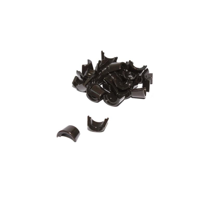"""COMP CAMS 601-16 11//32/"""" 7 Degree Hardened Steel Street Valve Keeper Locks Set 16"""