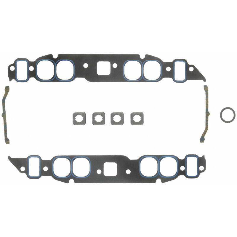 Fel Pro Intake Manifold Gasket Set 1212; Composite For