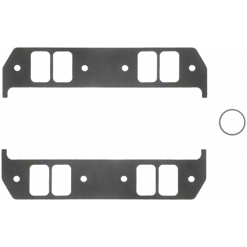 Mopar Chrysler BB 383 440 Intake Manifold Gasket Set 1276