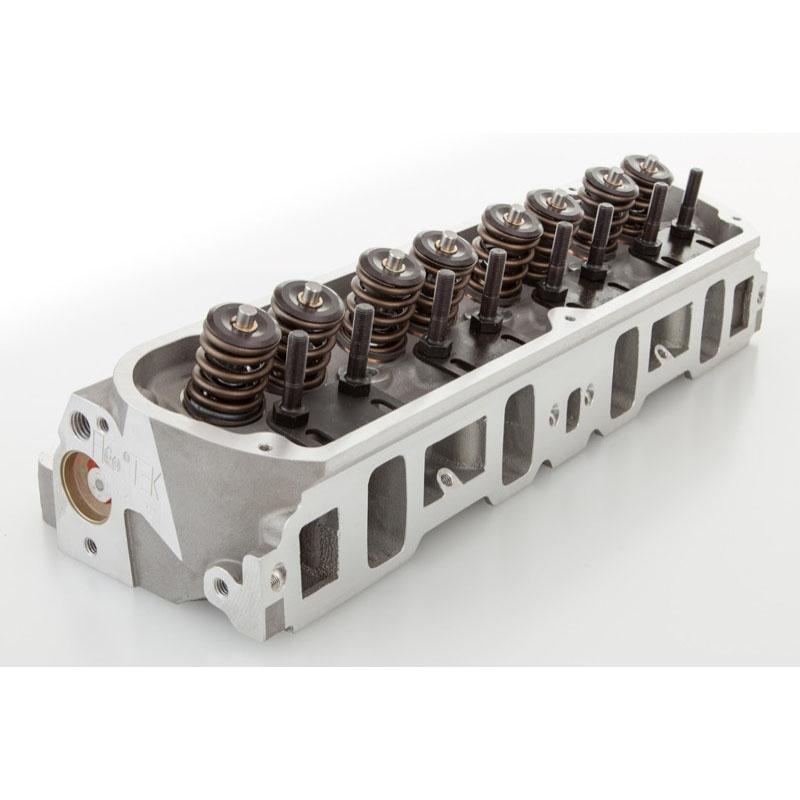 Cylinder Head Assembly : Flo tek cylinder head assembly  cc aluminum