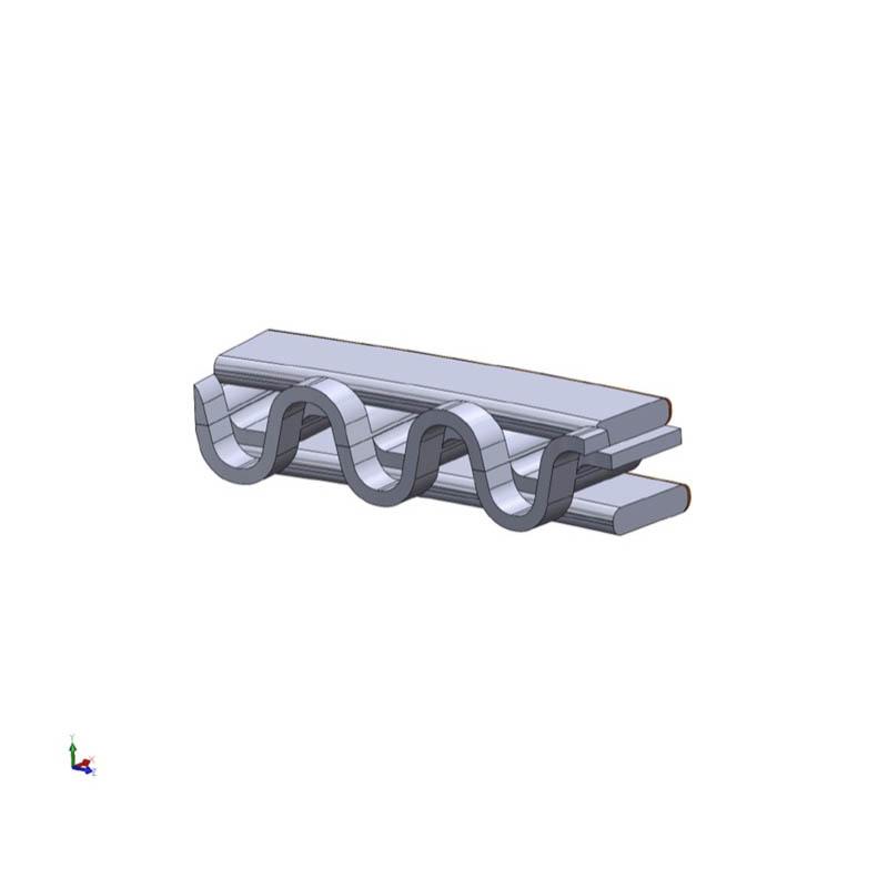 Hastings 2M677030 4-Cylinder Piston Ring Set
