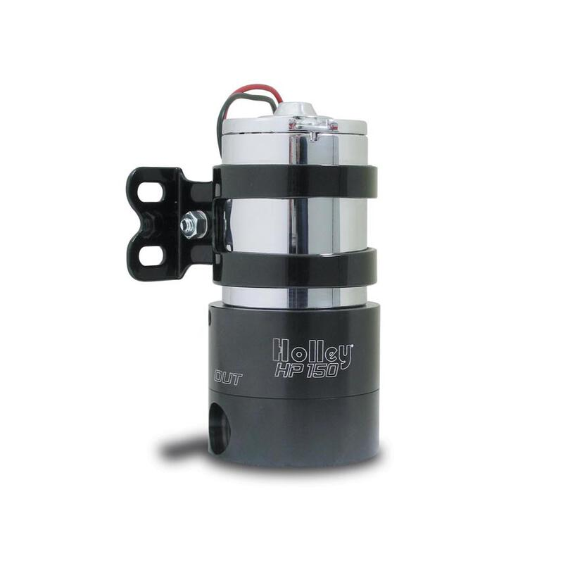 Details about Holley Electric Fuel Pump 12-150