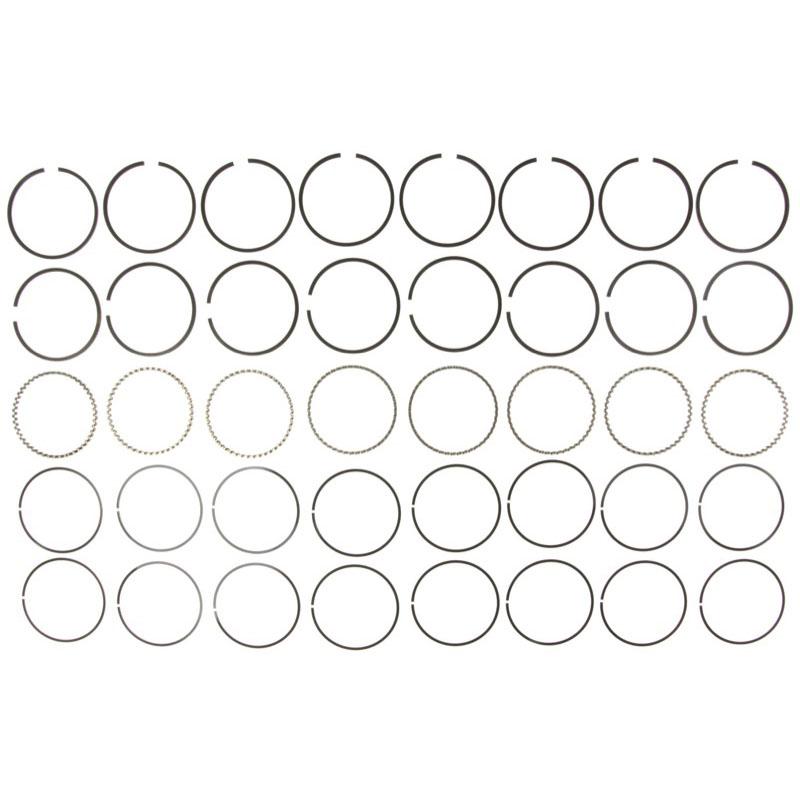 mahle clevite piston ring set 50564cp 030  4 030 u0026quot  bore