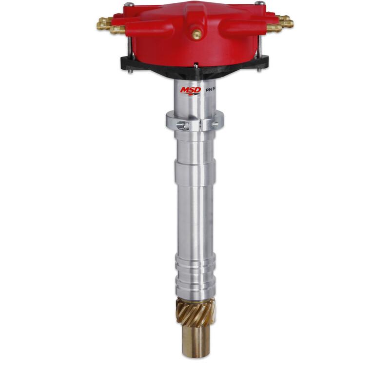 Msd Distributor 8486 Pro Billet Mechanical Advance Crank