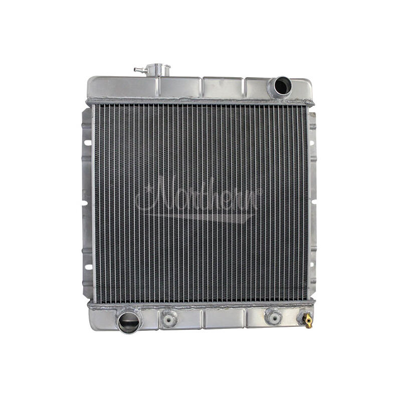 """Chrysler Northern Radiator 205070; Muscle Car 29x18.5/"""" 1-Row Aluminum for Chevy"""