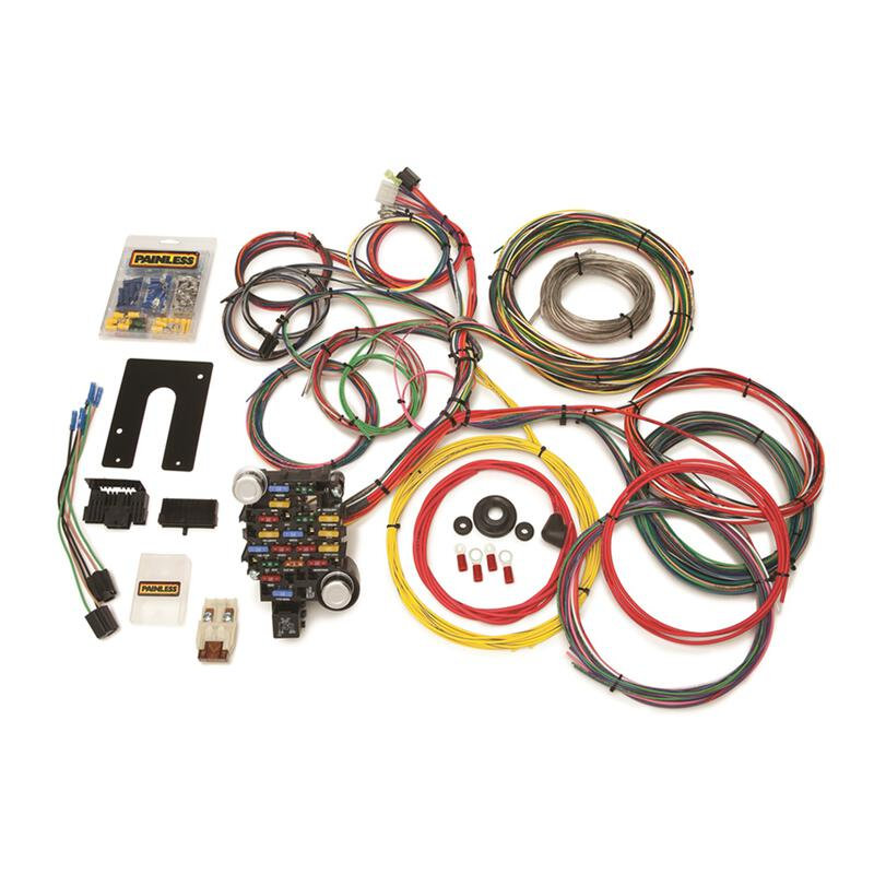 Details about Painless Wiring Chis Wiring Harness 10203; on dodge ram injector harness, 5.3 vortec swap harness, chevy tbi harness, front lead dog harness, rover series 3 diesel harness, indestructible dog harness, duraspark harness, car harness, racing seat harness, bully dog harness, fuel injector harness, horse driving harness, electrical harness, 5 point harness, painless engine harness, painless fuse box, horse team harness, 1972 chevy truck harness, radio harness, ford 5.0 fuel injection harness,
