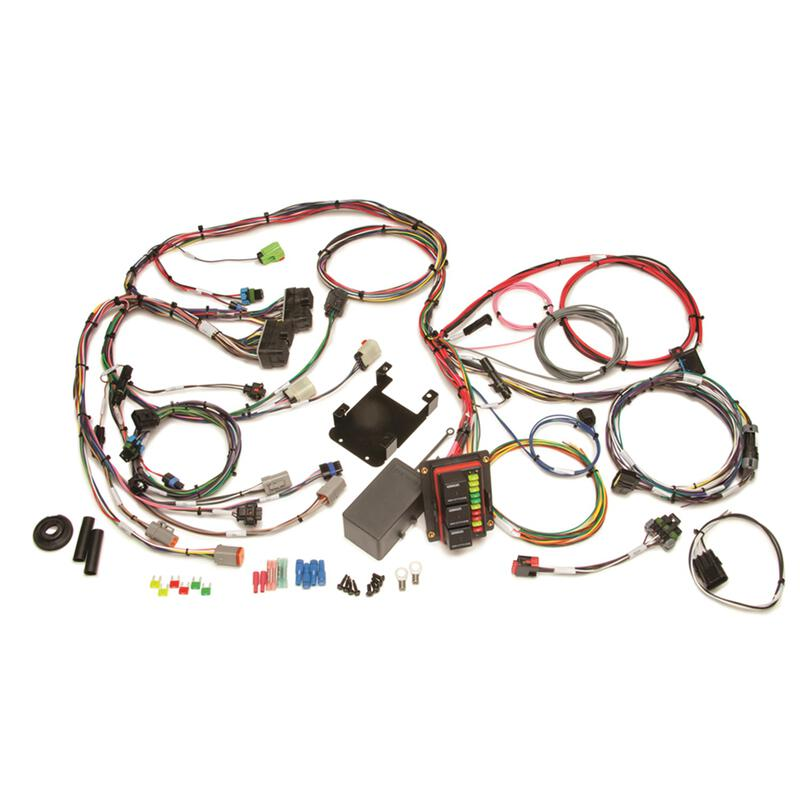 Painless Wiring Engine Wiring Harness 60250; for Dodge Ram 5.9L Cummins  Manual | eBay