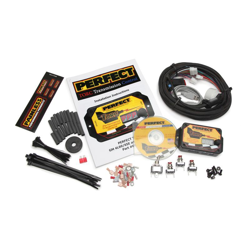 Painless Wiring Automatic Transmission Control Module
