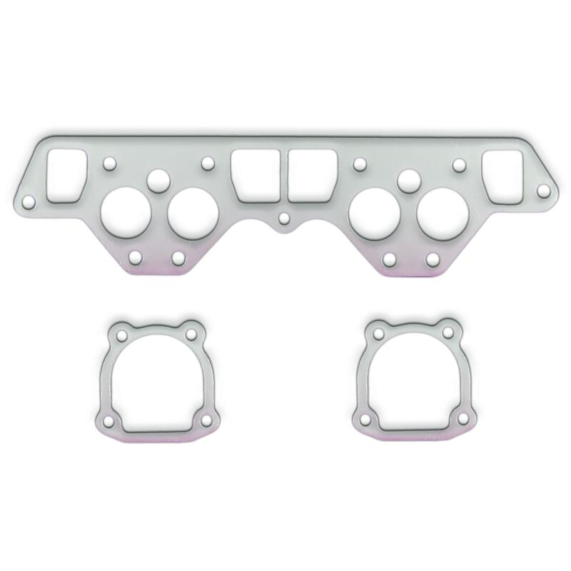 "Remflex Exhaust Header Gasket 3030; Oval Port .125/"" for Ford 2.5//3.0L Duratec"