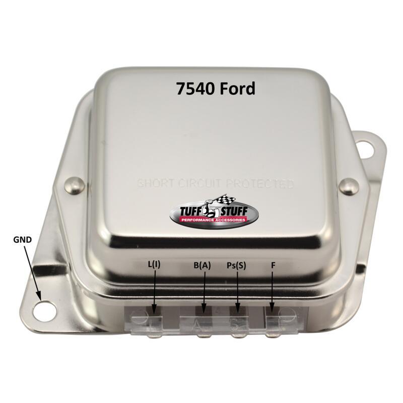 Tuff-Stuff Voltage Regulator 7540;