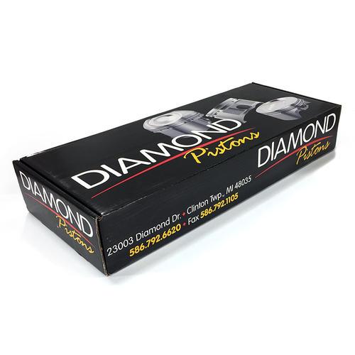 Diamond Racing Engine Piston Kit 11598-R1-8