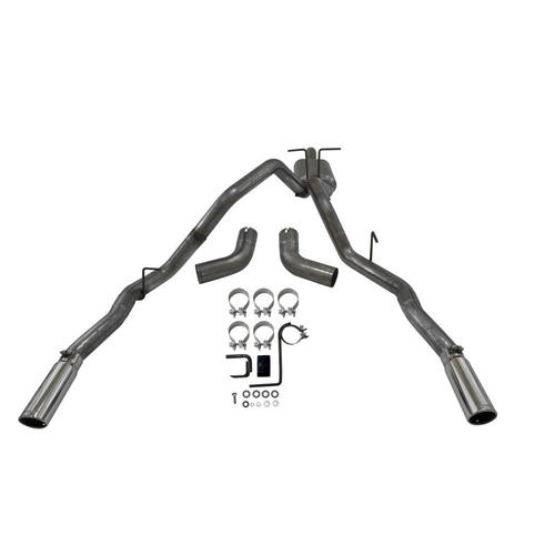 Flowmaster Exhaust System Kit 817505; Force II 3.000