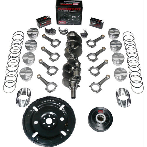 Scat Cranks Crankshaft Rotating Assembly 1-94060BE; Street