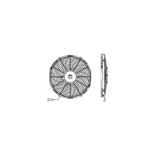 Spal Engine Cooling Fan 30100467